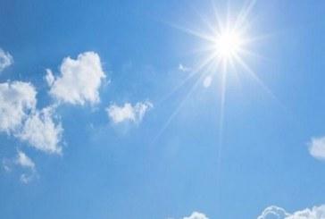 Слънчева неделя, максималните температури между 12°-17°