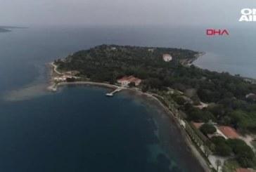 Турция с цял остров за карантина, на него изолирали болни
