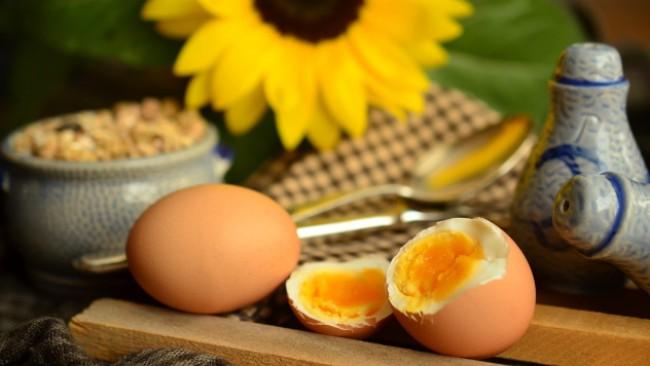 С яйца се отслабва лесно и два пъти по-бързо