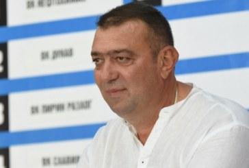 """Главният мениджър на """"Марек"""" и член на УС във волейфедерацията Л. Найденов сглоби новата суперлига с 10 отбора"""