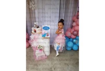Малката принцеса на бизнесмена от Вълково В. Иванов – Роли, празнува 4-и рожден ден