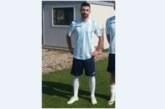 """Капитанът на """"аржентинците"""" от Падеш и общински съветник Бл. Стоицов с щедър подарък към противников футболист – посещение на легендарния """"Уембли"""" в Лондон и мач от Лига Еврпа"""
