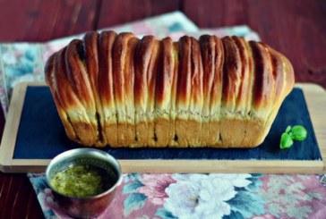 Хляб с песто