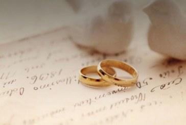 Две двойки младоженци в Благоевград не отмениха датата на сватбата си въпреки коронавируса