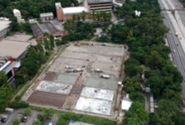 Стадионите на Бразилия се превърнаха в болници