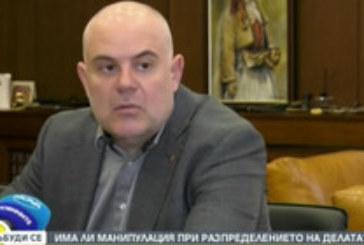Иван Гешев коментира има ли манипулация при разпределението на дела