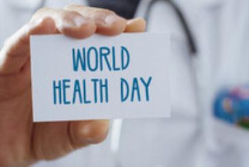 Отбелязваме Световния ден на здравето