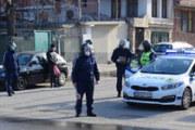 Арести при акция на полицията в Благоевград