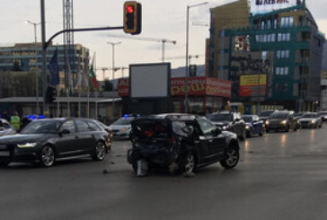 Обвиненият за катастрофата с Милен Цветков вероятно е шофирал с много над 100 км/ч