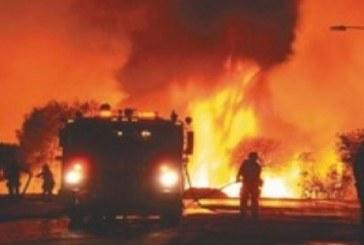 МВР с официална информация за огнения ад в Бобовдолско