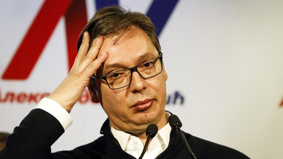 22-г. син на сръбския президент Вучич е болен от коронавирус