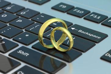 """Двойка от Хаваите си каза """"да"""" онлайн в САЩ"""