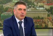 Правосъдният министър: Очаквам вето на мерките в Закона за извънредното положение