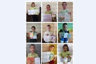 Ученици от Гоце Делчев четоха приказки, рисуваха любими герои в Световния ден на книгата