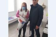 Кметът на Симитли Ап. Апостолов купи със заплатата си предпазни средства и консумативи за личните лекари от общината