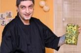 Шеф Михалчев готви за двете си новородени бебета