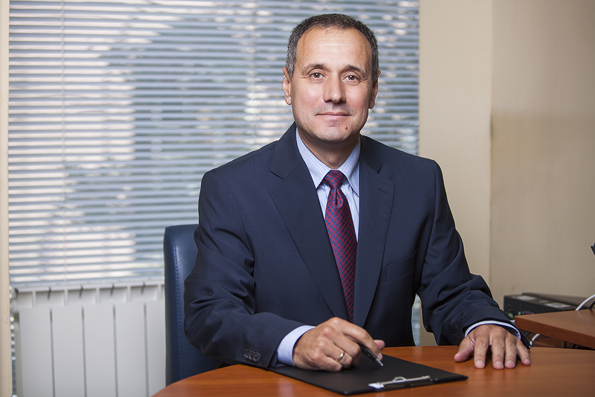 Димчо Станев, изпълнителен директор на
