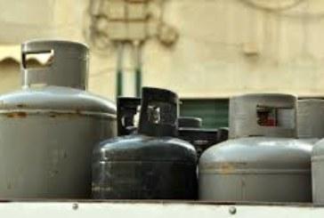 Газова бутилка гръмна в блок, има убит