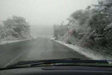 Зимата се завърна! Снежен, ветровит и студен 1 април