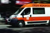 Двама в болница след сбиване в Благоевград