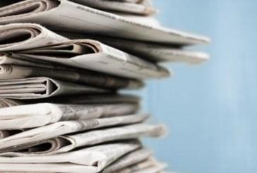 СЗО: Вестниците не разнасят вируса