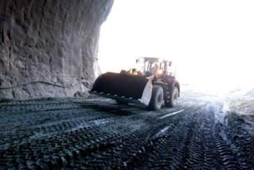 """Проверяват строителството на тунел """"Железница"""" на АМ """"Струма"""""""