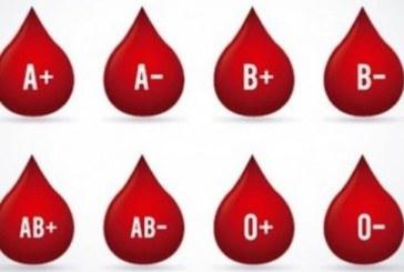 Кръвната група определя съдбата