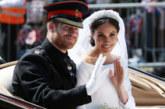 Принц Хари и Меган празнуват годишнина от сватбата си