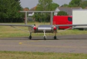 Великобритания доставя с дронове лекарства до островите