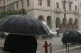 Силна буря с проливни дъждове наводни Солун