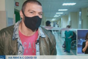 НА РИНГА СРЕЩУ COVID-19: Тервел Пулев продължава да помага в столична болница