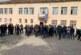 Жители на петричкото село Михнево на протест против затваряне на училището