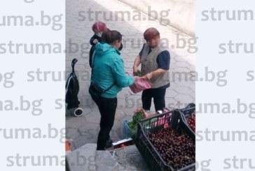 """Търговци пред РУМ в """"Струмско"""" скочиха срещу работещи в сивия сектор"""