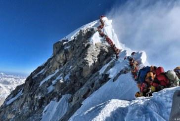 Измерват точната височина на Еверест