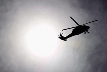Хеликоптер на македонското МВР се разби на летището в Скопие