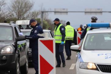 ЗА ДЕНОНОЩИЕ: От София са излезли около 40 000 автомобила