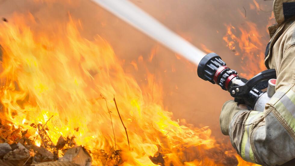 ОГНЕН АД! Деца на 2 г. и 3 г. загинаха при пожар