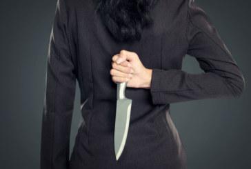 Задържаха жена, нападнала с нож и обрала пенсионерка във Врачанско