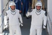 НА ЖИВО: НАСА изпрати двама астронавти на МКС, ракетата ще е видима и от България