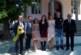 С тържествена церемония в двора, но без да целунат знамето, абитуриентите от НХГ се разделиха с учителите, два класа си спретнаха бал в механа и афтърпарти в бар