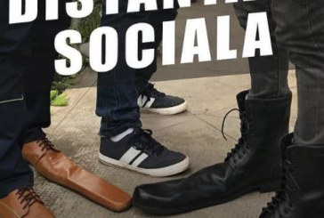 """Обущар направи """"обувки за социална дистанция"""" – започват от №70"""