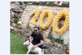 100 Кила си спретна бал в двора