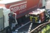 Българин загина при катастрофа между два тира в Италия