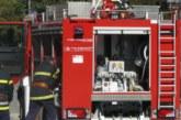 Голям пожар бушува в Дупнишко, горят къщи