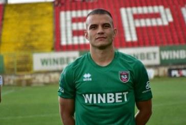 Спортист №1 на Гоце Делчев се вписва в новата трансферна политика на ЦСКА