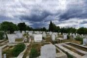 Преди задушница! Изчистиха гробищния парк в Перник