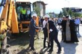 """Направиха първа копка за доизграждане на ул. """"Н. Геров"""" в Банско"""