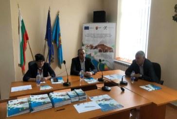 """Кметът инж. Кр. Герчев откри конференция и пресконференция по повод приключването на проект """"Повишаване на енергийната ефективност на административни сгради на РУ-гр. Разлог и РСПБЗН-гр. Разлог"""""""