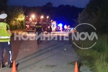 Катастрофа между кола и автобус в Южна България, има загинал