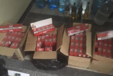 Иззеха голямо количество контрабандна стока в Горна Оряховица